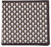 Alexander McQueen 8 Card Skull Billfold