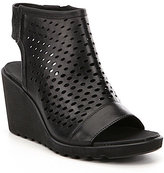 Ecco Freja Hooded Wedge Sandals