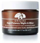 Origins High Potency Night-A-MinsTM Mineral-Enriched Oil-Free Renewal Cream