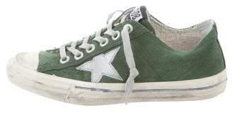 Golden Goose Vstar 2 Low-Top Sneakers