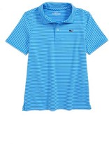 Vineyard Vines Toddler Boy's Performance Polo