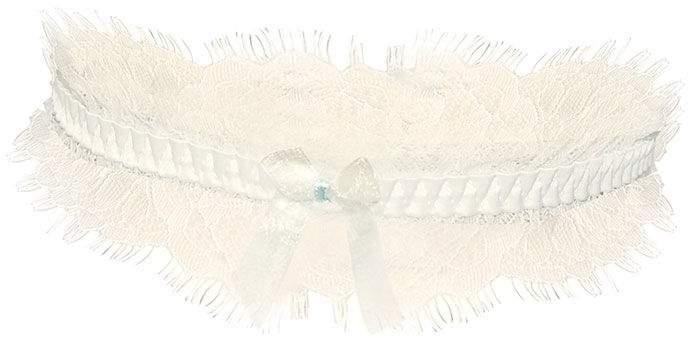Ultimo Eternità bridal garter