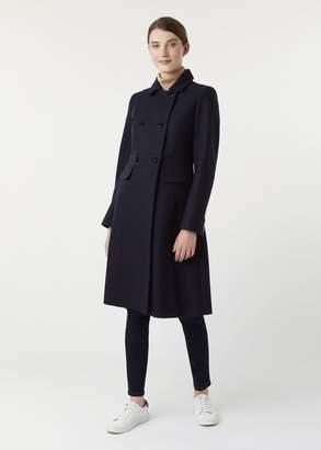 Hobbs Petite Corrine Wool Blend Coat