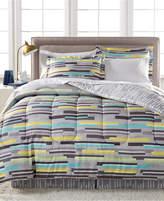 sunham cliffside 8pc reversible california king bedding ensemble bedding