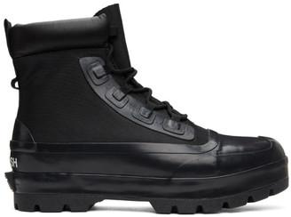 Ambush Black Converse Edition Chuck Rubber Boots