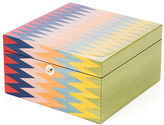 Ercolano NEW Zag Small Wooden Jewellery Box
