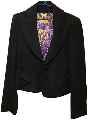 Julien Macdonald Julien Mac Donald Black Cashmere Jacket for Women