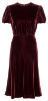 Valentino Velvet Dress