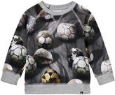 Molo Dusty Soccer Long Sleeve Elmo T-Shirt