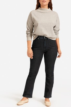 Everlane The Authentic Stretch Skinny Bootcut Jeans