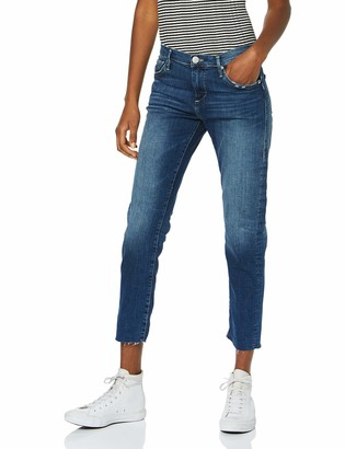 True Religion Women's New LIV Slim Boyfriend Jeans