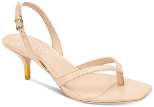 Calvin Klein Women's Monty Dress Sandals Women's Shoes