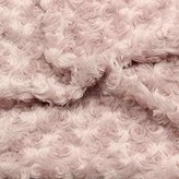 "Yontree Rose Faux Fur Tablecloth Photography Background Prop Baby Fluffy Blanket Clothing Doll Crafts Supplies 39.4"" x 29.5"" (Light pink)"
