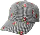 Collection XIIX Cherry Ditsy Baseball Baseball Caps
