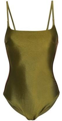 Zimmermann Striped Swimsuit