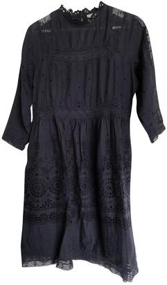 Sea New York Blue Cotton Dresses