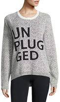 Bench Unplugged Textured Knit Sweater