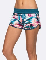 Roxy Womens Gonna Groove Reversible Short