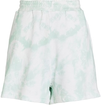 Rails Jane Tie-Dye Terry Shorts