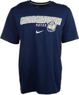 Nike Men's Georgetown Hoyas Slanted School Name T-Shirt