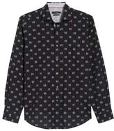 Bugatchi Classic Fit Spaced Out Sport Shirt