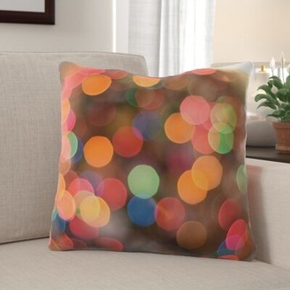 Laredo The Holiday Aisle Christmas Indoor/Outdoor Canvas Throw Pillow The Holiday Aisle