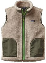 Patagonia Kids' Retro-X® Fleece Vest