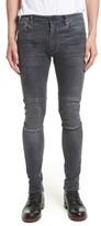 Belstaff Men's Tattenhall Washed Denim Skinny Jeans