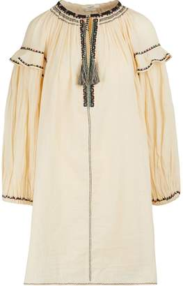 Etoile Isabel Marant Ralya cotton dress