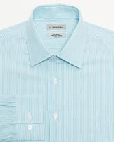 Le Château Stripe Cotton Tailored Fit Shirt
