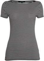 Lauren Ralph Lauren Karla short sleeve knit top