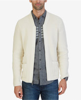 Nautica Men's Lofty Shawl-Collar Cardigan