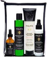Philip B Four Step Hair & Scalp Treatment Set
