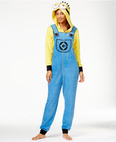 Briefly Stated Despicable Me Minion Hooded Jumpsuit