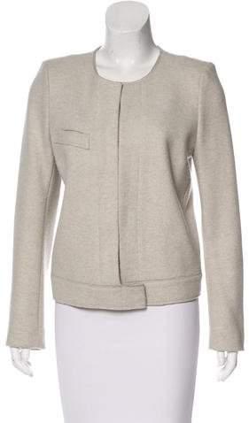 Isabel Marant Wool Collarless Jacket