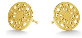 Daixa Somed Mini Kalei Gold Earrings