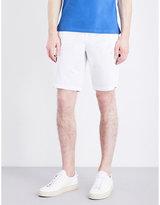 Armani Jeans Stretch-cotton Cargo Shorts