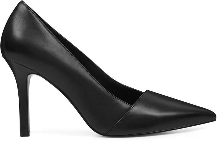 b6372f2549 Black Pointy High Heel Pumps - ShopStyle