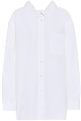 Balenciaga Swing cotton shirt