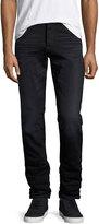 Hudson Blake Parallax Slim-Straight Jeans, Black