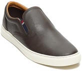 Tommy Hilfiger Final Sale- Leather Slip-On