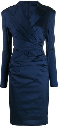 Talbot Runhof Bonka dress