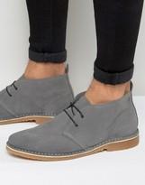 Jack & Jones Gobi Suede Desert Boots