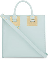 Sophie Hulme Albion Square small leather tote