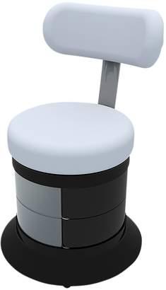 Equipment Piu Saloni 360 Manicure Chair White