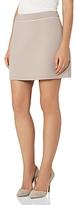 Reiss Greta Contrast-Color Stripe A-Line Skirt