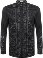 Versace Shirt Grey