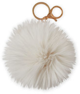 Dena Real Fox Fur Pom Pom Key Chain