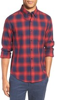 Bonobos Men's Buckthorn Slim Fit Flannel Shirt