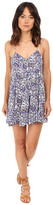 Brigitte Bailey Dajana Strappy Printed Dress
